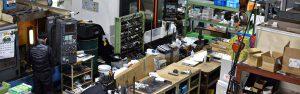 大阪府大東市の金属金型部品製作の日本プレス金型は金型設計や少量多品種の加工の会社概要のページ